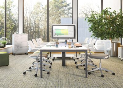 FrameFour conferencing tables